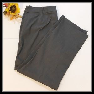Lane Bryant Gray Dress Pants